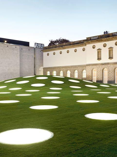 Erweiterungsgebäude des Städel Museum Architekten: Schneider und Schumacher Foto © Norbert Miguletz