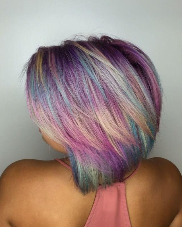 Sand Art Hair!!  #carissabeauty #carissacutcolor #pratpartners @stylistssupportingstylists @internationalstylists @h.d.u._allstars @hairbrained_official @joicointensity @hair.style @hotforbeauty @stylistshopconnect @hotonbeauty