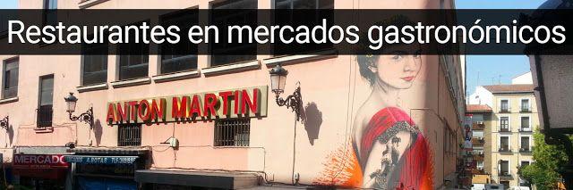 Los mejores restaurantes de los mercados gastronómicos de Madrid