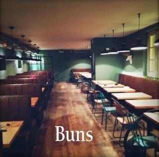 Buns hamburguers madrid hotels restaurants bars - Restaurante merimee ...