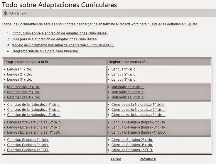 GUÍA PARA LA ELABORACIÓN DE ADAPTACIONES CURRICULARES EN EDUCACIÓN PRIMARIA