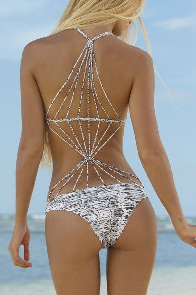 The MIKOH Swimwear 2014 Collection is Bound to Leave Some Tan Lines #rihanna #rihannastyle