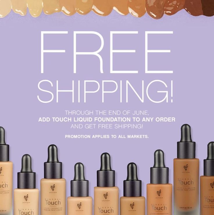JUNE ONLY! #makeup #freeshipping #lovely #foundations #colormatch #perfect #scarlet #organza #skin #skintones #younique #face #shadows #liner #mac #smashbox #revlon #covergirl #liquid #foundation #concealer #perfect #simple #pretty #like #skin #