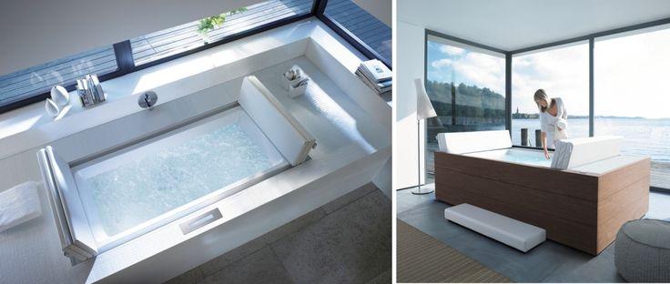 Duravit <- Гидромассажные ванны - Каталог продукции | Строймаркет Флэкси