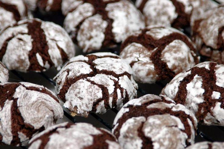 biscotti natale nocciole cioccolato