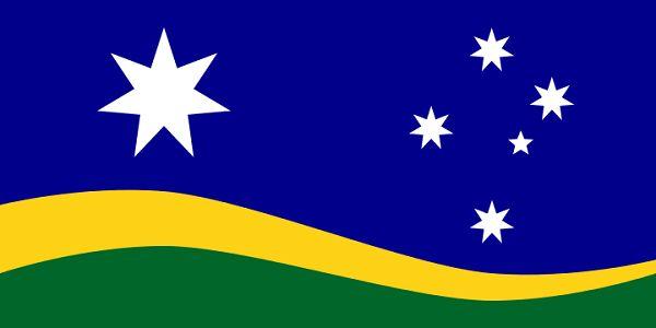 Flag of Australia @