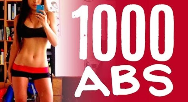 Are you fit enough for the 1,000 Ab Challenge? | Irish Examiner (Fitness youtuber cassey ho known for completing 1000 squat challenge )