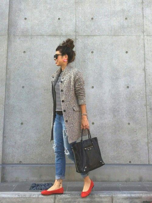 MAISON DE REEFURのその他ヘアアクセサリー「グログラン リボン ヘアゴム」を使ったgreennaaaamiのコーディネートです。WEARはモデル・俳優・ショップスタッフなどの着こなしをチェックできるファッションコーディネートサイトです。