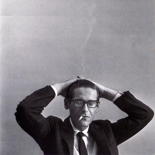 Bill Evans, 1965 via jazzicons -repinned by Los Angeles portrait studio http://LinneaLenkus.com #fineartphotography