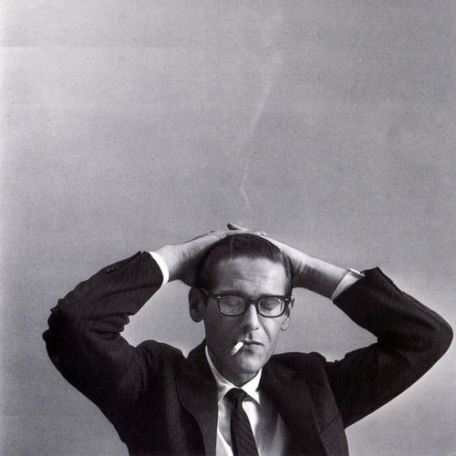 Bill Evans, 1965 via jazzicons -repinned by Los Angeles portrait studio http://LinneaLenkus.com #fineartphotography