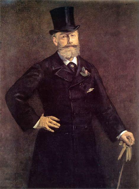 Πορτρέτο του Αντονέν  Προυστ (1880)