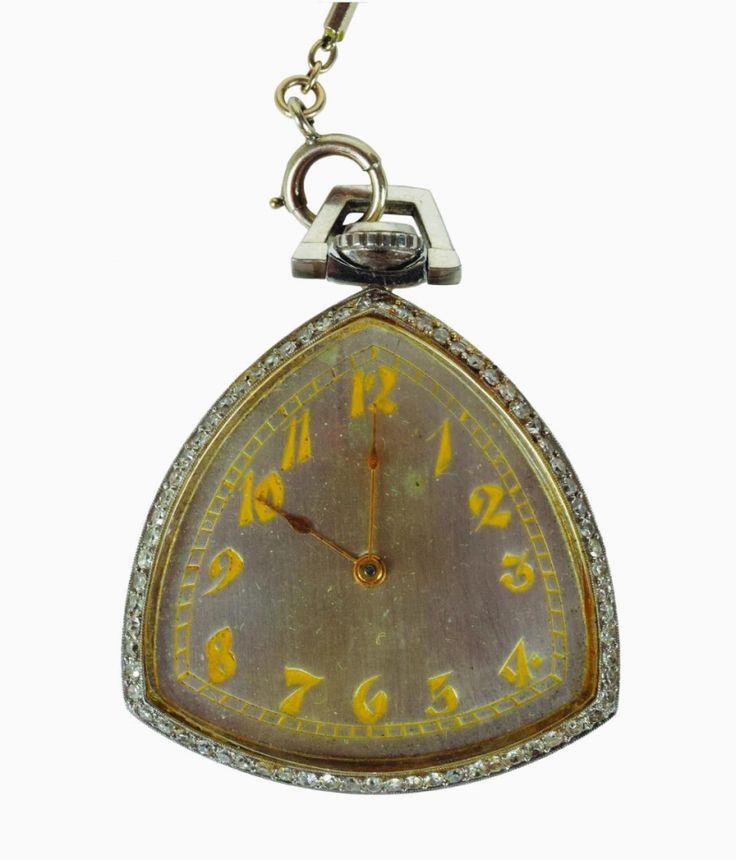 Стоимость карманных часов Аль Капоне :: Стиль :: Внешний вид :: РБК.Стиль