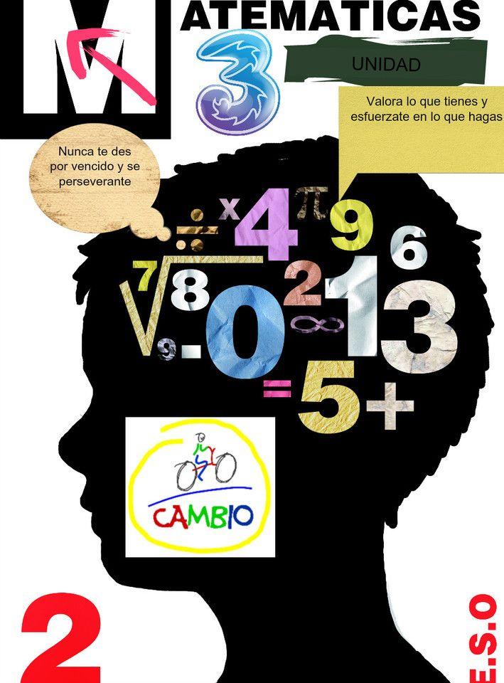 como decorar una carpeta de matematica para adolecentes - Buscar con Google