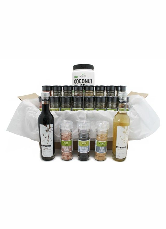 Chemical Free Kitchen Package  From: R771,85