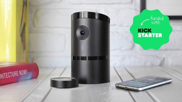 LIVE project on Kickstarter. Pls support us NOW: http://meetangee.com/get/e3db33   Angee gives you a full 360° view of your home -with voice recognition, at-the-door identification, motion-detecting rotation, advanced learning, cordless portability, and a number of additional features, all without any subscription fees. Angee is a welcome addition to any space.