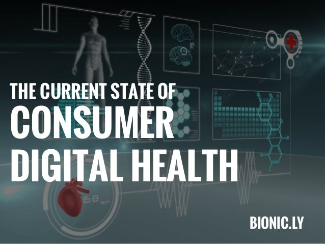 The Current State of Consumer Digital Health