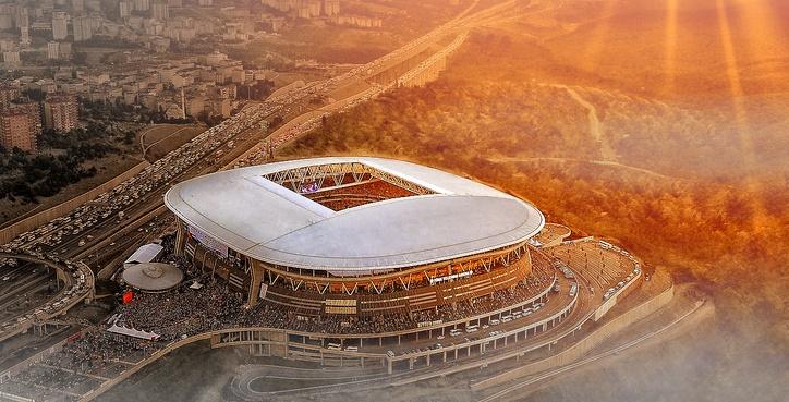 TT Arena - Galatasaray
