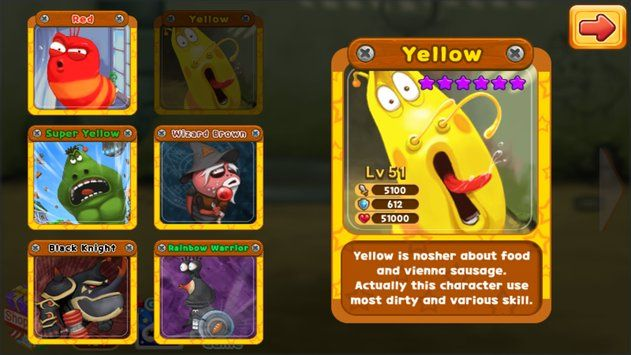 Larva Heroes Episode2(Mod Free Shopping) Is Action GAME . Download Larva Heroes Episode2(Mod Free Shopping) Apk With Direct Link!