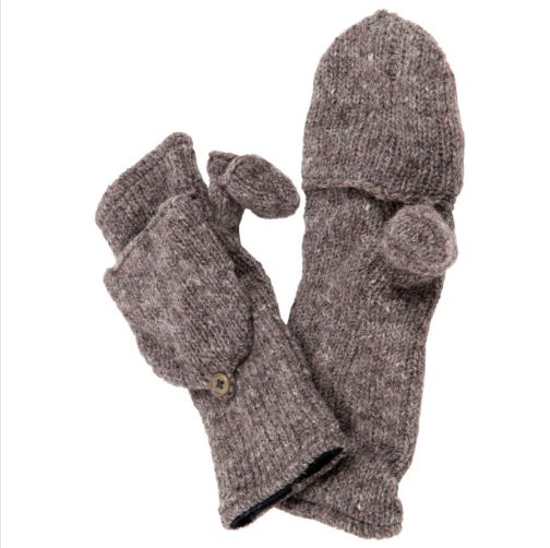 The warmest gloves #winterstyle #mittens #gloves #NYC