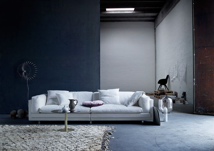 sofa and wall paint