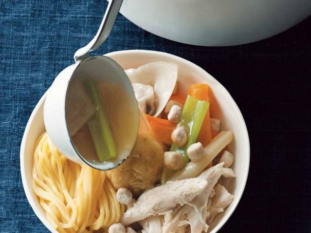 Mile End's Chicken Soup with Soup Mandel | Recipe