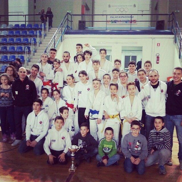 """Dai-ki Dojo ju jitsu first team at """"Campionato regionale Sicilia Duo System 2014"""". Dai-Ki Dojo Ju Jitsu, self Defence, martial arts, brazilian jiu jitsu"""