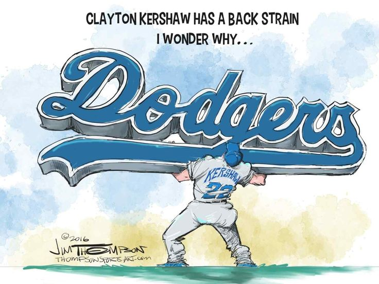 Hoffarth: Dodgers' chances with Kershaw's back injury? We'll get back to you