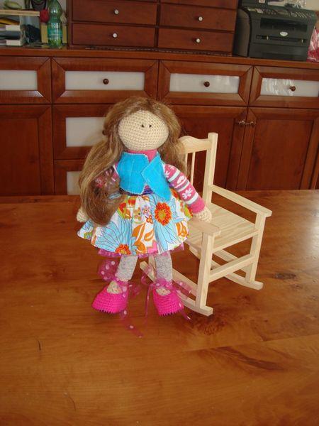 geh kelte puppe crochet doll von perzl puppen auf unbedingt kaufen pinterest. Black Bedroom Furniture Sets. Home Design Ideas