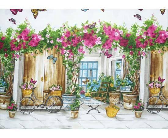 Decor Fluturi... Va asteptam cu fete de masa,farfurii,suporturi pentru fructe,platouri FLEURS DE CHAMPS,ambalate in cutii cadou. http://www.casa-alessia.ro/masa/farfurii