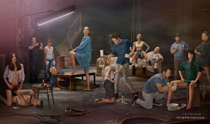Nymphomaniac • Lars Von Trier • Sortie: 31 mai 2013 | may 31, 2013 #film #movie
