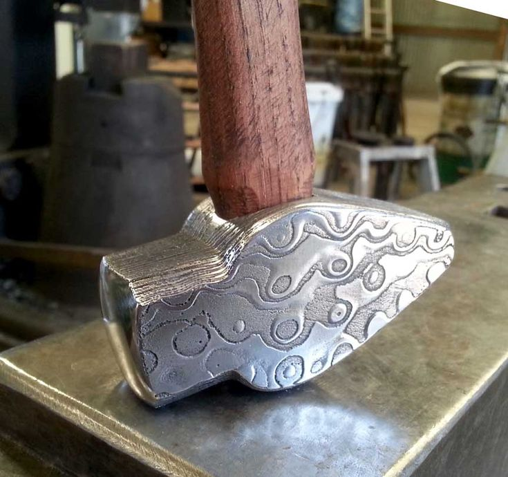 Brent Bailey Forge - Damascus Tools