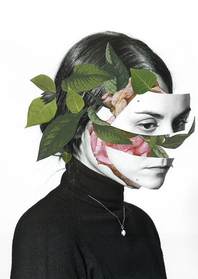 Collage Markers, 2015 Rocio Montoya www.rociomontoya.com via @fubiz  for #composition #motion