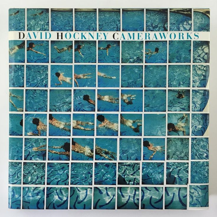 Can not wait. When all you need is the best book ever. David Hockney Cameraworks. 1983. First edition. Completely stunning. That is basically that! Email if you want@idea-books.com #cameraworks #davidhockney #1983