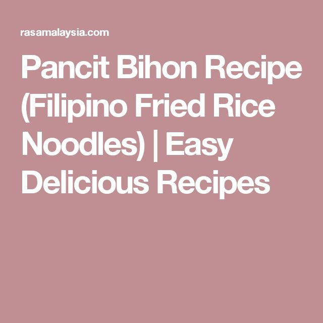 ... Garlic Fried Rice on Pinterest | Fried Rice, Filipino Food and Rice