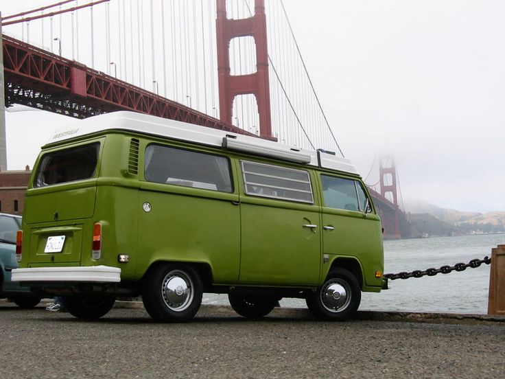 Wilson The 1978 Vw Campmobile P22 By Westfalia Combi