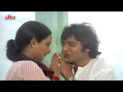 ▶ Aap Ki Ankhon Mein Kuch - Vinod Mehra, Rekha, Ghar Song (duet) - YouTube