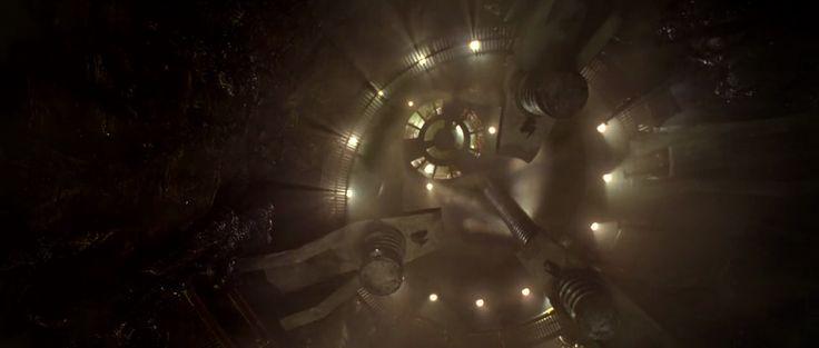 Chronicles of Riddick. Crematoria Prison