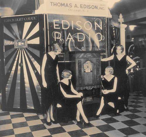 Radio Worlds Fair, New York City (1920)