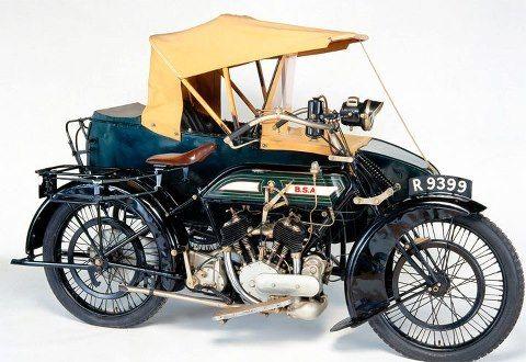 Nice old BSA with side car.   ===>  https://de.pinterest.com/juiceliving/side-cars/