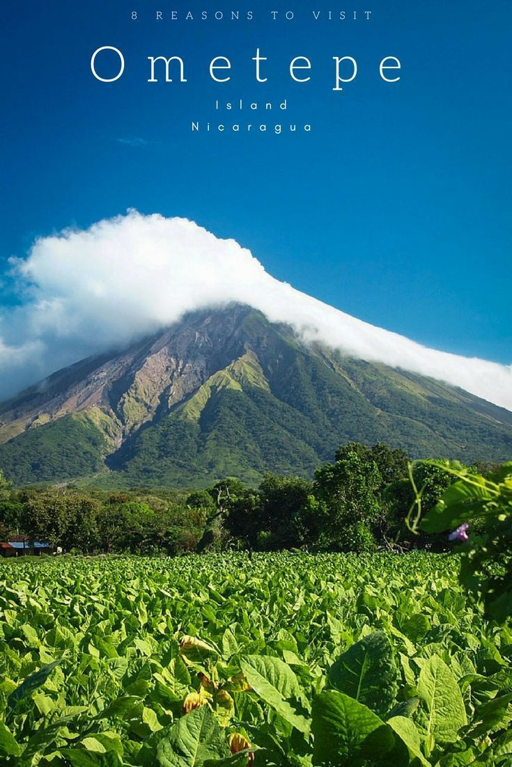 Ometepe Island Nicaragua - Adventure, nature reserves, rainforests, diverse wildlife populations, beautiful beaches, crystal clear fresh water pools, archaeological sites and friendly hospitality that is specifically 'Ometepe'.