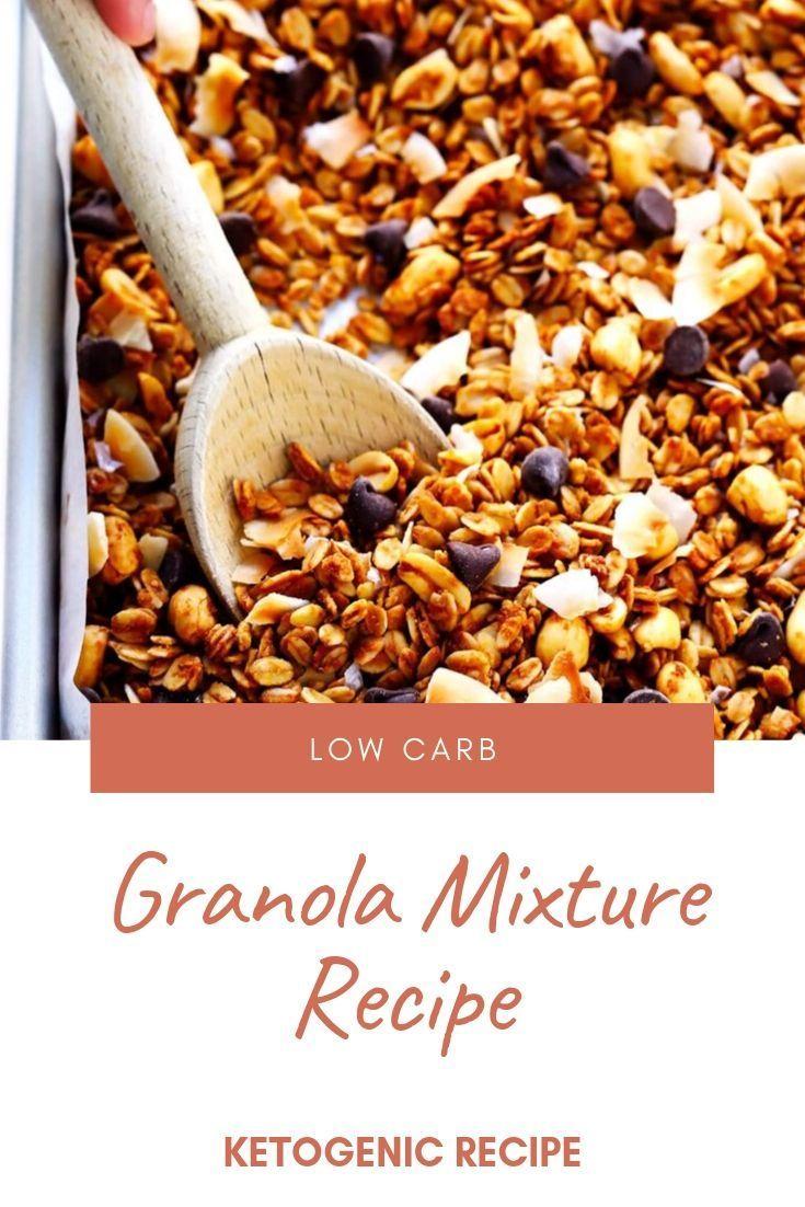 Granola Mixture Recipe