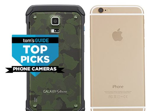 Smartphone cameras are approaching the quality of point-and-shoot cameras. Here are the best phone cameras on the market now.  http://www.tomsguide.com/us/best-phone-cameras,review-2272.html