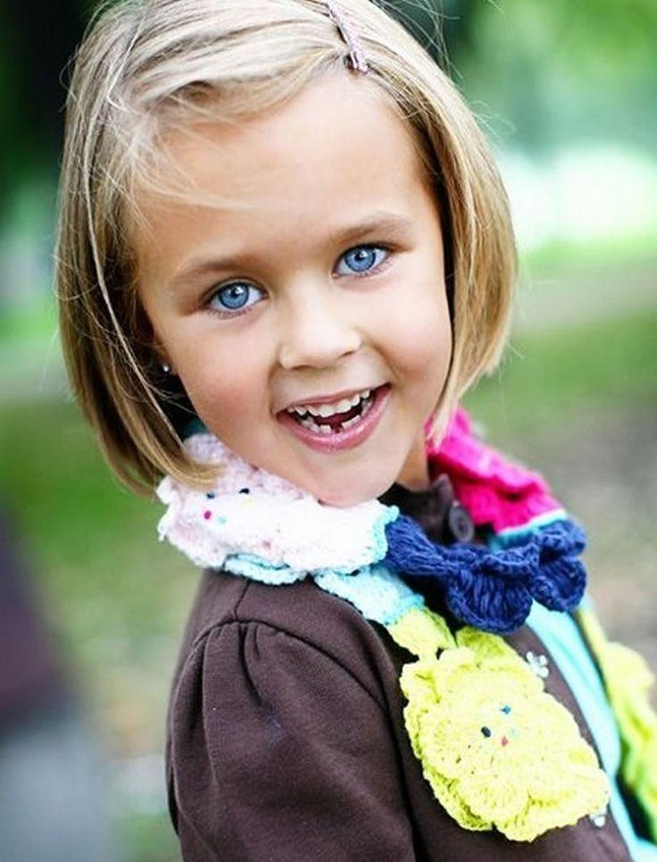 54 süße Frisuren für kleine Mädchen – Mütter sollten auf jeden Fall sehen