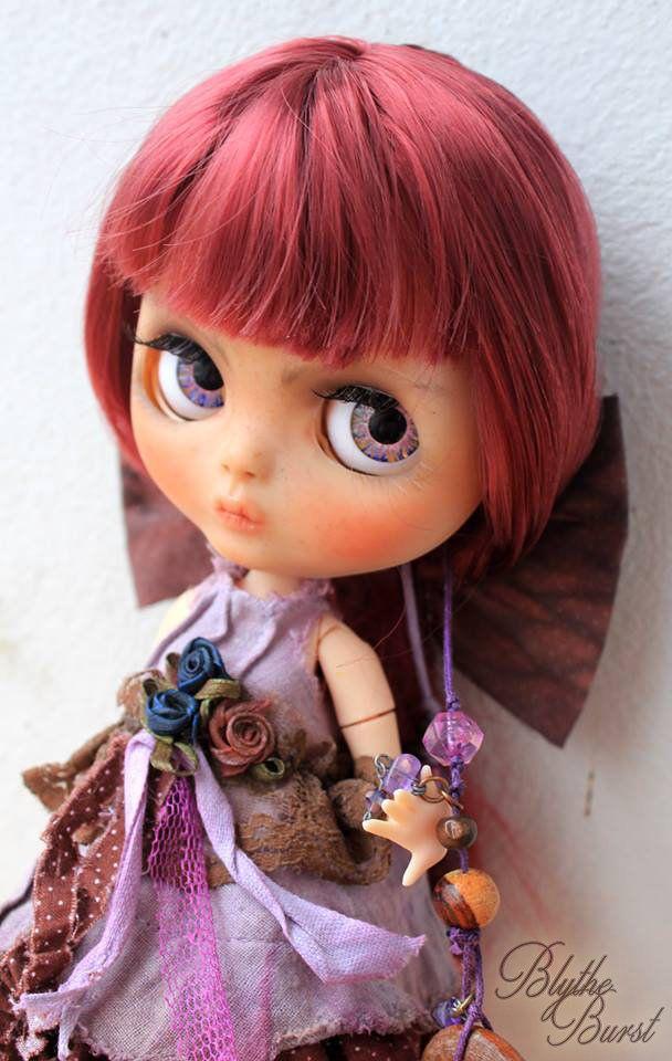https://flic.kr/p/RfeY8J | Custum Blythe Amethyst | #ooakCustomBlythe #Blythe #Doll #Custom #Ooak #Bjd #Blytheburst #blythedoll #BlytheCustom #CustomBlythe #neoblythe #blythedolls #kawaii #cute #japan #collectibles #OoakBlythe #BlytheOoak