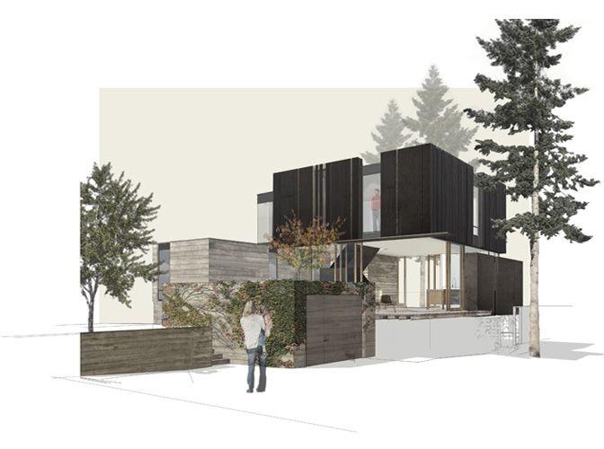 Mw works - Courtyard House, Seattle, WA