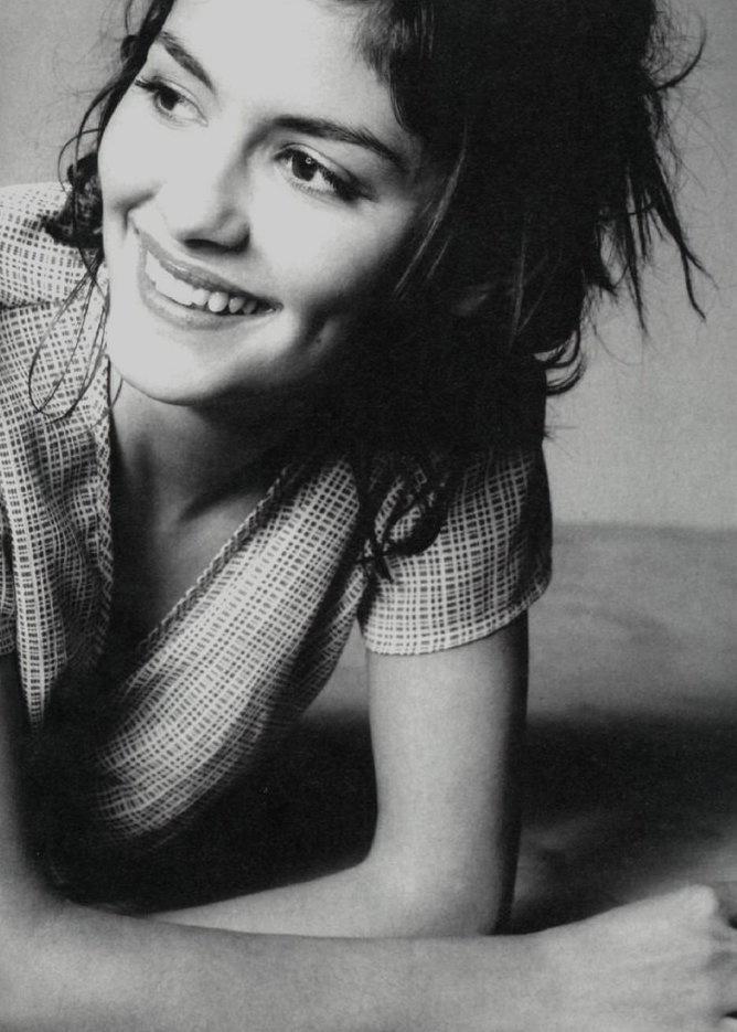 Audrey Tautou, attrice.