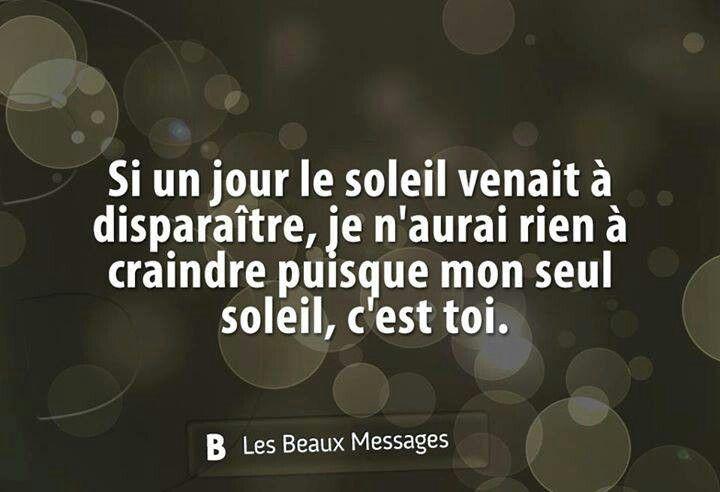 Sebastien tu es le soleil de ma vie belles for Tu es le miroir de ma vie