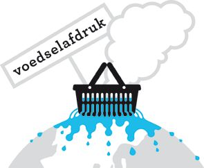 Voedselafdruk | Voedingscentrum.nl De Voedselafdruk is een test die laat zien wat jouw voedselkeuze betekent voor de belasting op het milieu, zowel voor de ruimte die wordt gebruikt als voor de hoeveelheid water.