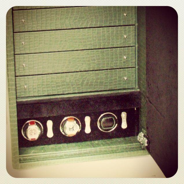 17 migliori idee su porta orologi su pinterest - Porta orologi automatici ...