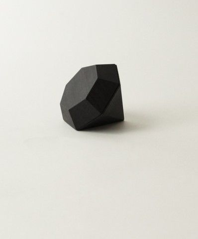 Diamond Box in Black